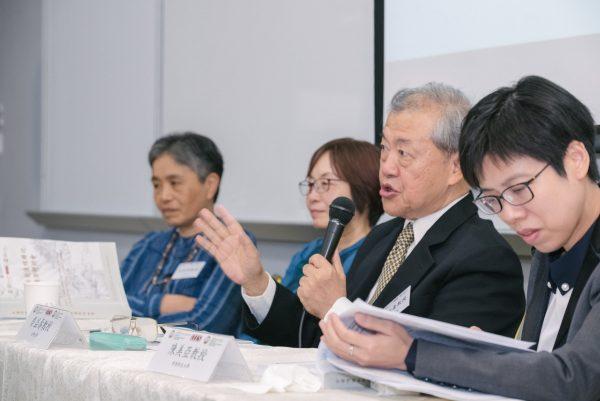 分組論文報告及研討:齊益壽教授
