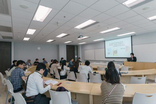 分組論文報告及研討:鄒芷茵教授